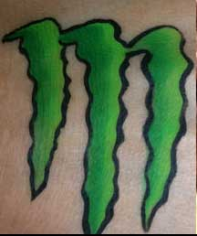 Monster Drink Logo